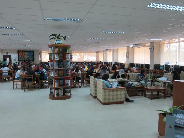 Ateneo De Davao Library