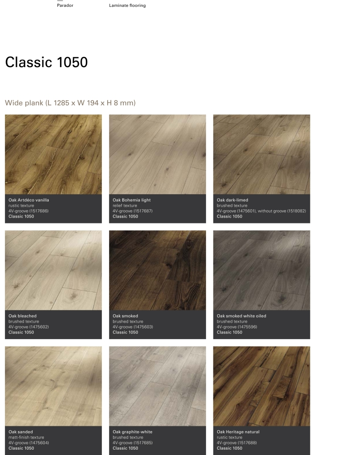 2016 Parador Laminate Flooring Catalog-32 copy