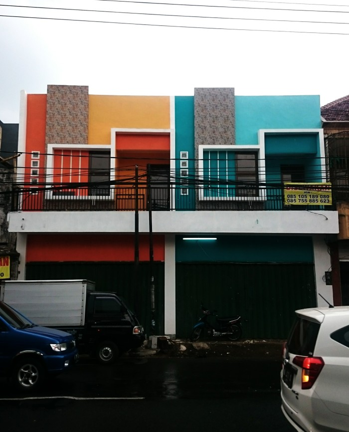 5 Shop-house in Malang, East Java, Indonesia. one of my built projects in 2015.JPG